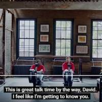 Anderson opened his home up to H&M to shoot a commercial with Kevin Hart and David Beckham. This is a screenshot from that commercial. Not other interior photos have been made public.  thumbnail
