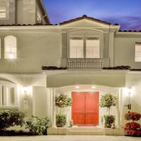 Florence Henderson home in Marina del Rey, CA