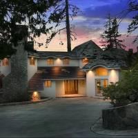 Andrew Ordon home in Lake Arrowhead, CA