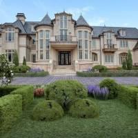 Ilya Kovalchuk home in Alpine, NJ