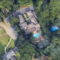 Al Pacino home in Palisades, NY