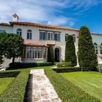 Yoko Ono home in Palm Beach, FL