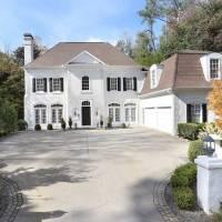 Phaedra Parks home in Atlanta, GA