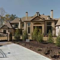 Sheree Whitfield home in Atlanta, GA