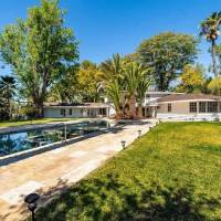 Zendaya  home in Los Angeles, CA