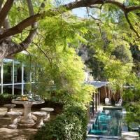 Dakota Johnson home in Los Angeles, CA