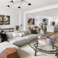 Sophie Turner home in New York, NY