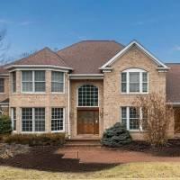 Lamar Jackson home in Owings Mills, MD