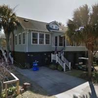 Stephen Colbert home in Sullivan's Island, SC