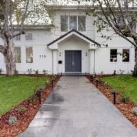 Patty Jenkins home in Santa Monica, CA
