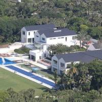 Tiger Woods home in Hobe Sound, FL