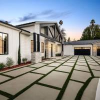Justin Hartley home in Los Angeles, CA