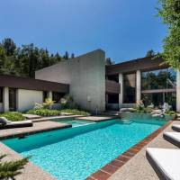 Donald Glover home in La Cañada Flintridge, CA