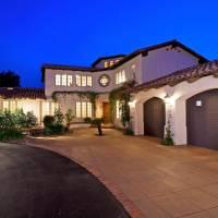 Aaron Rodgers home in Del Mar, CA