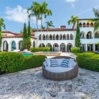 Cher  home in Miami Beach, FL