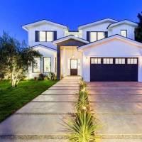 Bella Thorne home in Los Angeles, CA