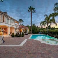 Larry Allen home in Danville, CA