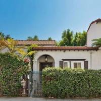 Seth Rogen home in Los Angeles, CA