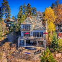 Sammy Hagar home in Lake Arrowhead, CA