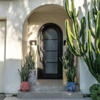 Sebastian Maniscalco home in Los Angeles, CA