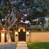 Pete Wentz home in Los Angeles, CA