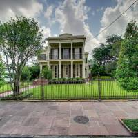 Archie Manning home in New Orleans, LA