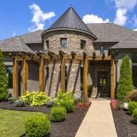 Jason Aldean home in Columbia, TN
