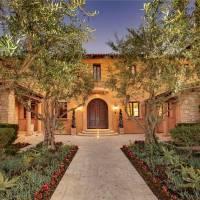 Dean Koontz home in Irvine, CA