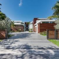 Lil Wayne home in Miami Beach, FL