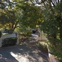 Alex Trebek home in Los Angeles, CA