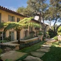 Adam Levine home in Montecito, CA