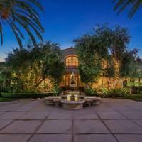 Bret Michaels home in Westlake Village, CA