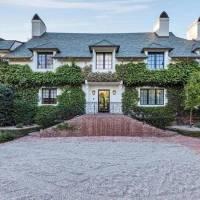 Adam Levine home in Beverly Hills, CA