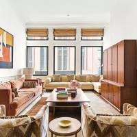 Charlotte Ronson home in New York, NY