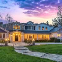 Derek Fisher home in Hidden Hills, CA