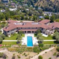 Tyler Perry home in Beverly Hills, CA