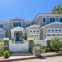 Kawhi Leonard home in Los Angeles, CA