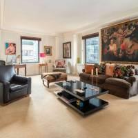 Neil Simon home in New York, NY