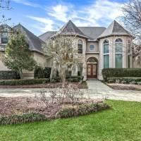 Greg Monroe home in New Orleans, LA