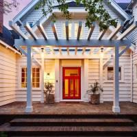 Jason Segel home in Pasadena, CA