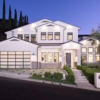 Jenna Dewan home in Los Angeles, CA