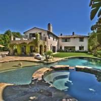Jeff Dunham home in Los Angeles, CA