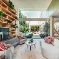 Emilia Clarke home in Los Angeles, CA