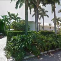 Jeffery Epstein home in Palm Beach, FL
