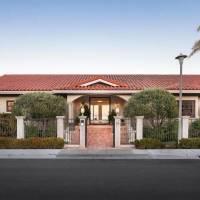 Robin Williams home in Tiburon, CA