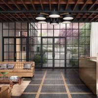Jason Biggs home in New York, NY