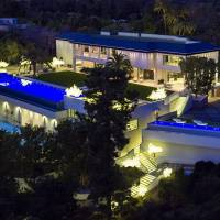 Tom Gores home in Los Angeles, CA