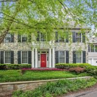 Tucker Carlson home in Washington, DC