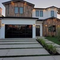 Tamar Braxton home in Los Angeles, CA