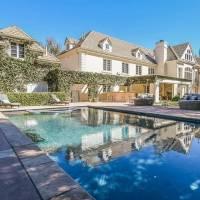 Chad Kroeger home in Los Angeles, CA